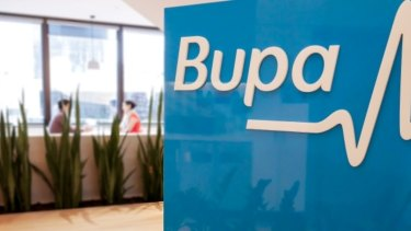 Bupa said it needed to operate more efficiently to lower costs.