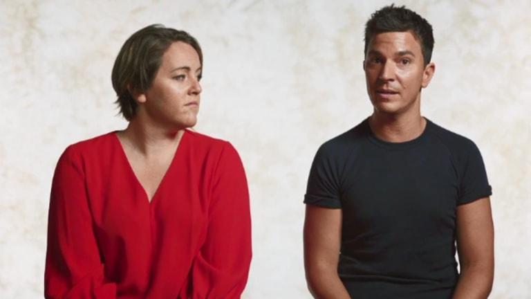 Former Big Brother contestants Kate Gladman and Benjamin Norris.