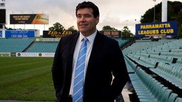 Paul Osborne, pictured in 2009.