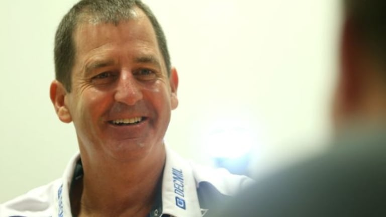 Fremantle coach Ross Lyon is under intense pressure over an alleged harassment complaint.