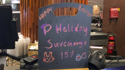 Public holiday surcharge remains despite penalty rates reduction