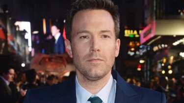 Ben Affleck's private messages on a dating app were shared with the whole world.
