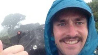 Australian soldier Terry Harch, found after surviving in freezing conditions on Mount Aspiring, has been rescued.