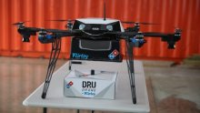 Domino's planned to launch pizza delivery via drone in New Zealand in 2017. That never happened.