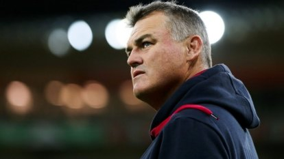 'Unfinished business': Why Stiles is returning to Australian rugby with Rebels
