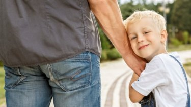 The evolution of fatherhood.