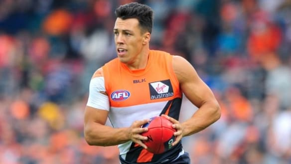 GWS Giants confident Canberra's sea of orange will rise