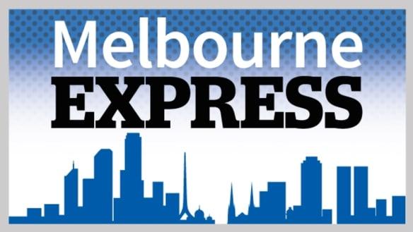 Melbourne Express, Tuesday, September 25, 2018