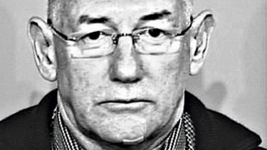 Organised crime boss Tony Vincent.