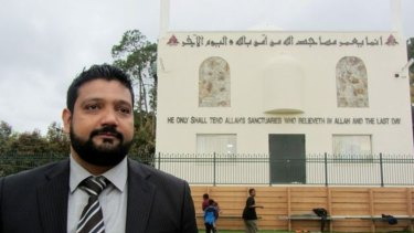 Islamic Council of Queensland vice-president Ali Kadri is among the signatories to the letter.