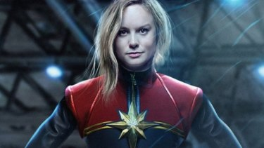 Will Captain Marvel (Brie Larson) save the day in Avengers: Endgame?