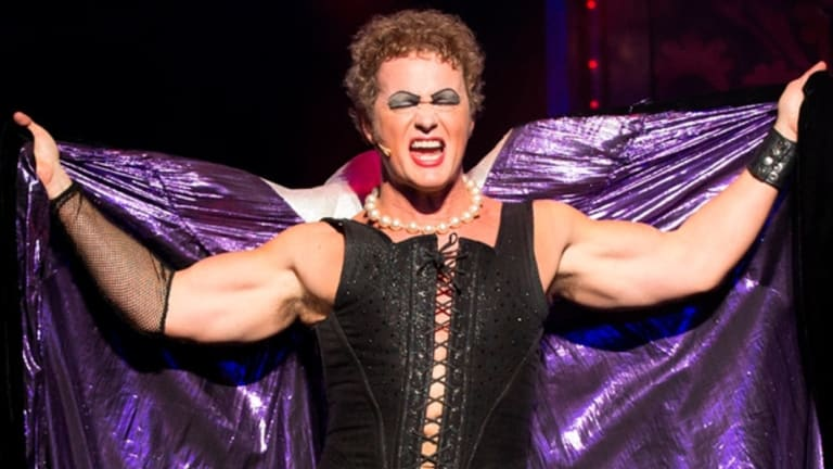Craig McLachlan was replaced by Todd McKenney in <i>The Rocky Horror Show</i> following sexual misconduct allegations against him.