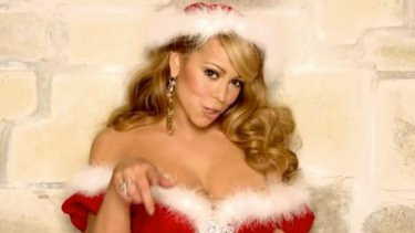 In December, Queenslanders have used the NBN data equivalent of listening to Mariah Carey's All I Want for Christmas 87,500 times.