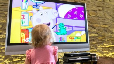 Kids are watching television more than ever.