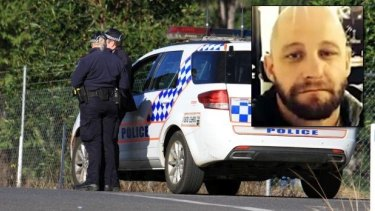 Ricky Maddison was shot dead by police after a 20-hour siege on his property near Ringwood, east of Toowoomba.