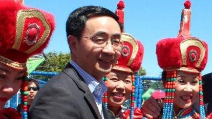 NZ Chinese MP ducks questions, interviews