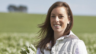 Pangkarra Foods' Katherine Maitland