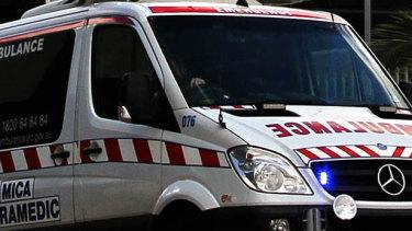 Ambulance Victoria.