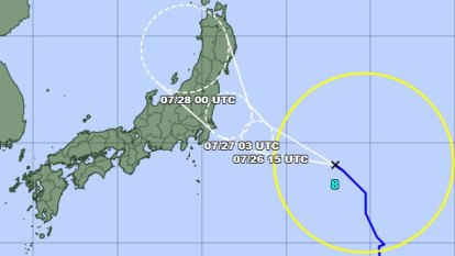Typhoon Nepartak helps elevate weather forecasting into an Olympic sport
