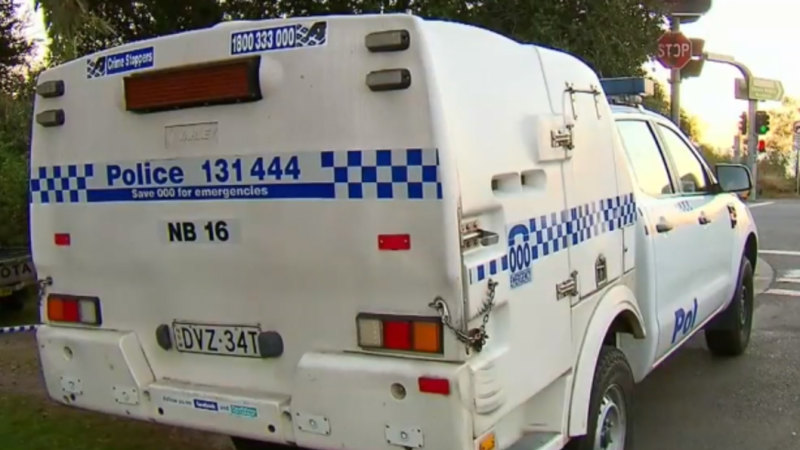 Sydney man armed with shotgun dies after being shot by police