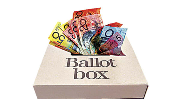 Pokies and property developers: here's who donated to ACT political parties last year
