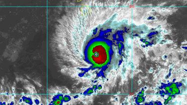 Hurricane Lane could bring rainfalls of close to half a metre.