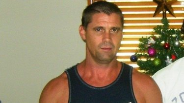 Jason John Vance, who disappeared in Queensland's Barakula State Forest near Chinchilla in 2013.