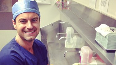 Dr Michael Miroshnik, a plastic and cosmetic surgeon, has more than 77,000 followers on Instagram.