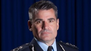 ASADA chief executive is former Australian Federal Police Assistant Commissioner David Sharpe.