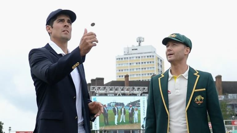Classics: Cook enjoyed some epic Ashes battles during his career.