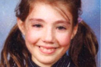 Thalia Hakin, 10, was killed in Bourke Street.