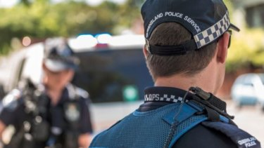 A man has been charged after he allegedly became violent during an arrest and attacked police.