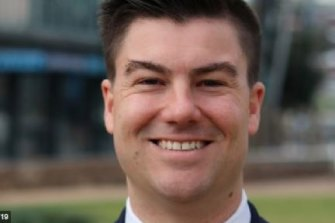 Sam Rae has been preselected for the new federal seat of Hawke.