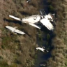 Miraculous survival in Tooradin light plane crash
