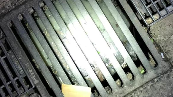 Restaurants, eateries caught tipping waste into stormwater system