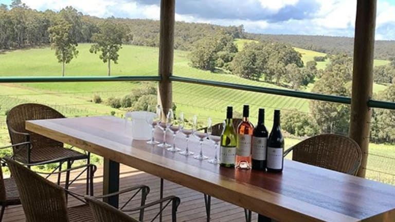 Talisman Wines from the Ferguson Valley were big winners at the Perth Royal Wine Show.
