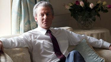 Actor Richard Roxburgh playing former PM Bob Hawke in the 2010 telemovie Hawke.