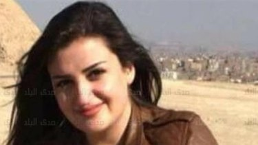 Mona el-Mazbouh has been sentenced to eight years' jail in Egypt for a Facebook post.