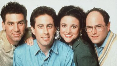 The US$500 million deal: TV's Seinfeld.