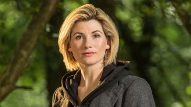 Jodie Whittaker will play the 13th Doctor Who.