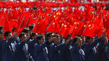 Chinese nationalism appears strong but insecurity lurks beneath the surface, a new book argues.