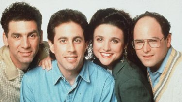 The US$500 million deal: TV's Seinfeld.