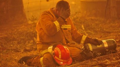 Climate change is here and hurting Australians now