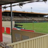Future home: The old St George Soccer Stadium in Banksia could be transformed in Australia's home of football.