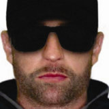 An image of the man police were looking for at the time of Kylie Blackwood's murder.