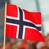 Norway flag.