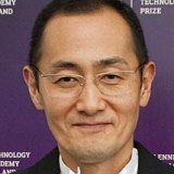 Nobel Prize recipient Shinya Yamanaka.