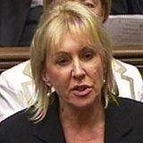 Junior Health Minister Nadine Dorries.
