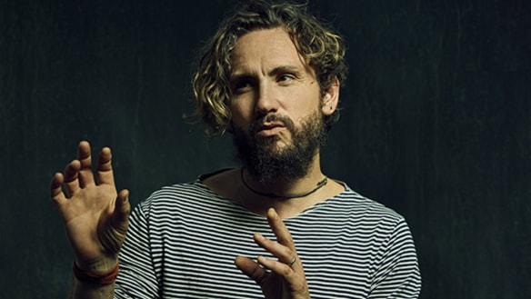 Inner demons: How rocker John Butler triumphed over anxiety