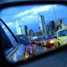Seeing life through the rear-view mirror isn't always pretty
